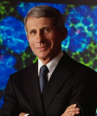 Dr Anthony Fauci